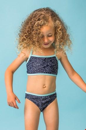 Mia kétrészes lányka fürdőruha