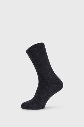 Sötétkék zokni Angora