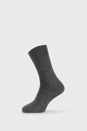 Szürke zokni Angora