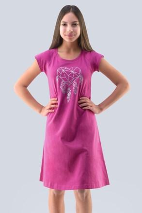 Hearts lányka hálóing, pink