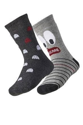 Scare gyerek zokni 2 pár 1 csomagban