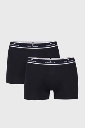 Tom Tailor Twin férfi boxeralsó sötétkék, 2 db 1 csomagban