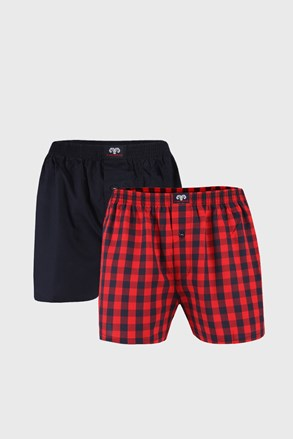 CECEBA Red 5XL plus férfi alsónadrág 2 db-os csomagolás
