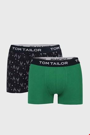 2 DB kék-zöld boxeralsó Tom Tailor