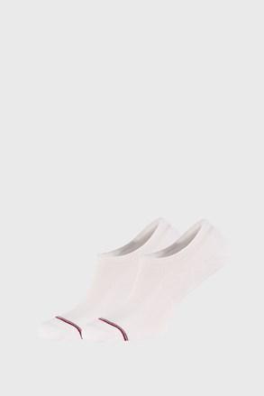 2 PÁR fehér alacsony szárú zokni Tommy Hilfiger Iconic