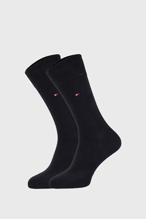 2 PÁR sötétkék zokni Tommy Hilfiger Classic