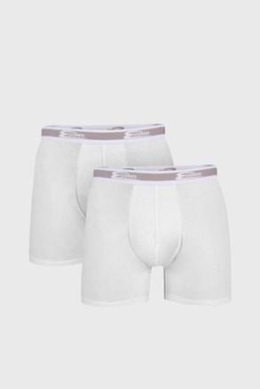 2 DB fehér boxeralsó hosszabb szárakkal, UOMO
