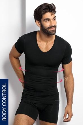 Alakformáló póló V-kivágással Body Control