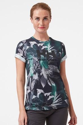 Helly Hansen női mintás póló