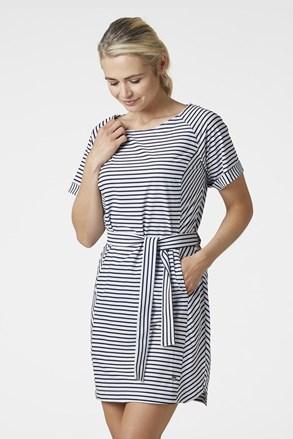 Helly Hansen Thalia női ruha, kék-fehér