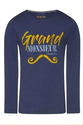 Grand Monsieur férfi pizsama felsőrész