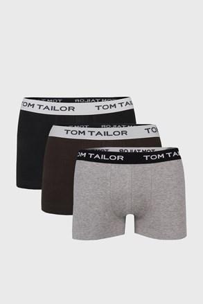 Tom Tailor IV férfi boxeralsó 3 db 1 csomagban