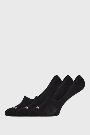 FILA Ghost zokni fekete 3 pár 1 csomagban
