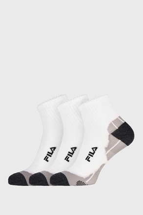 FILA Multisport zokni fehér 3 pár 1 csomagban