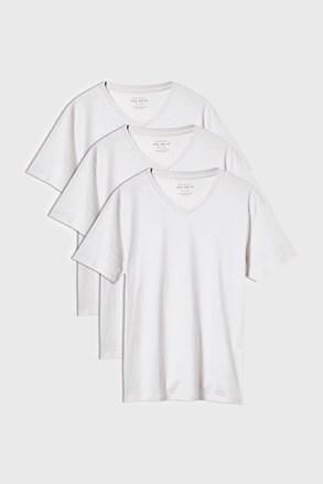 3 DB fehér póló Kane