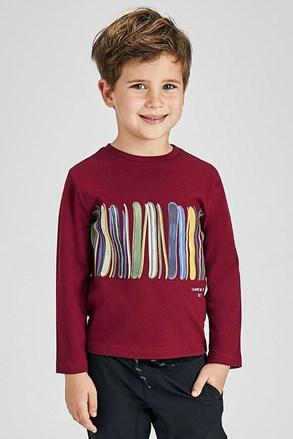 Mayoral Coloring fiú hosszú ujjú póló