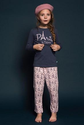 Paris 01 lányka pizsama