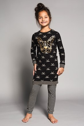Bulldogs lányka pizsama