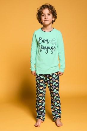 Bon Voyage fiú pizsama