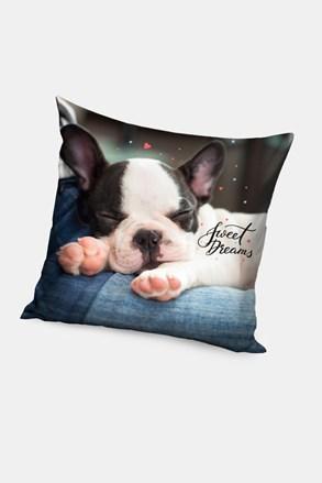 Kispárnahuzat, Dogs love