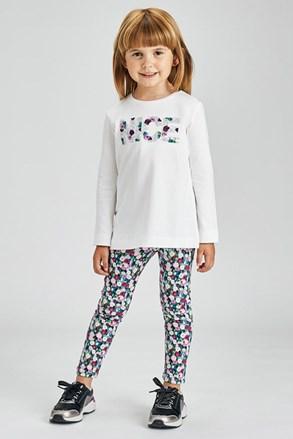 Mayoral Flowery lányka leggings