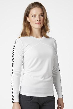 Helly Hansen fehér női póló, hosszú ujjú