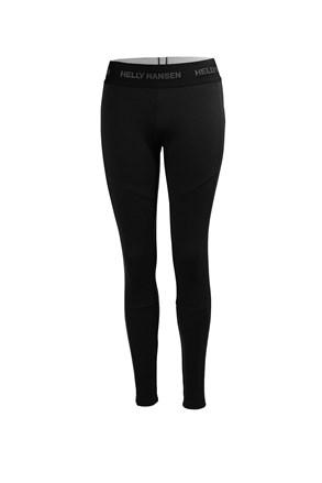 Helly Hansen Lifa Merino funkcionális női leggings, fekete