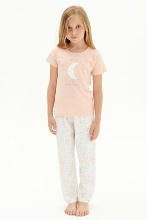 To the moon lányka pizsama