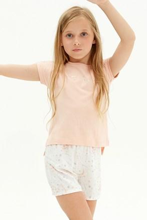 Moon lányka pizsama, rövid