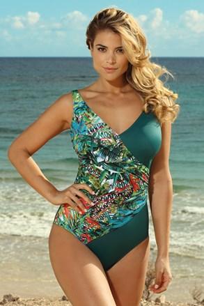 Savannah Tropical egyrészes női fürdőruha