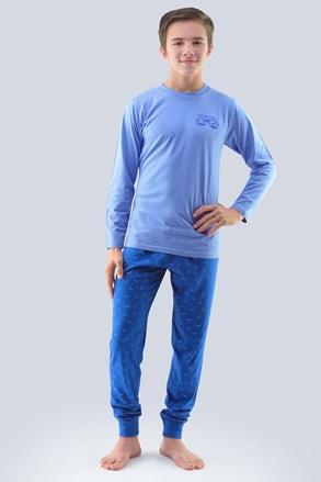 Atlantic világoskék fiú pizsama