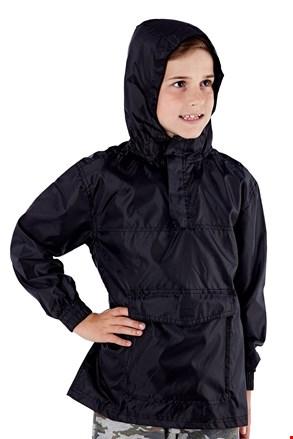 ProClimalite vízhatlan gyerek dzseki fekete