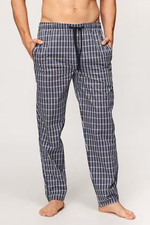 Kockás mintás pizsamanadrág Tom Tailor Hose