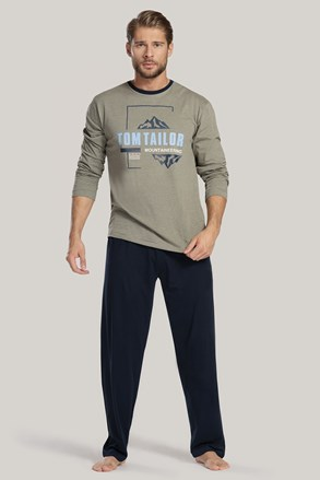 Khaki pizsama Tom Tailor Mountain
