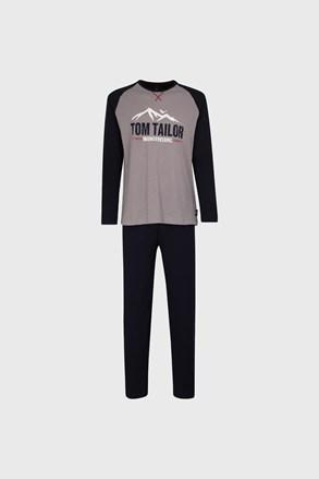 Szürke pizsama Tom Tailor Mountain