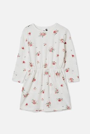 Sigrid virágos lányka ruha