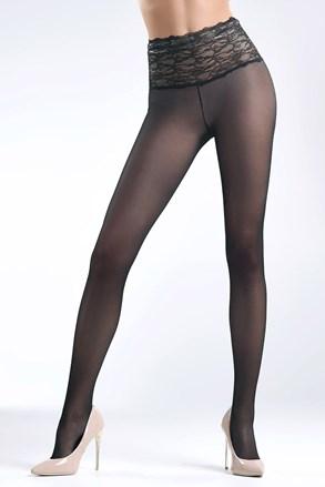Daniela Black női harisnyanadrág, tartós