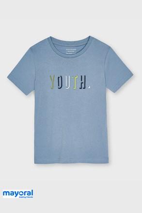 Kék fiú póló Mayoral Youth