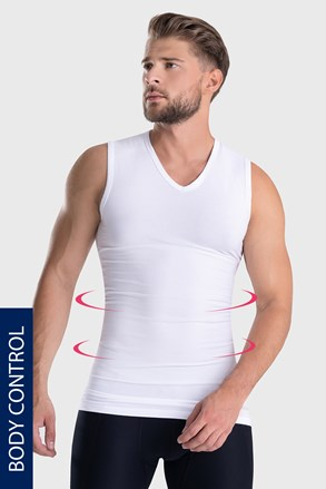 Alakformáló trikó V-alakú kivágással