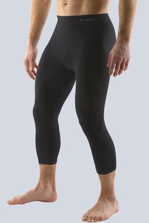 Bamboo Férfi sport leggings rövidebb