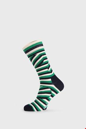 Happy Socks Jumbo Dot Stripe zokni