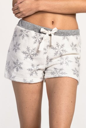 Winter női pizsama sort