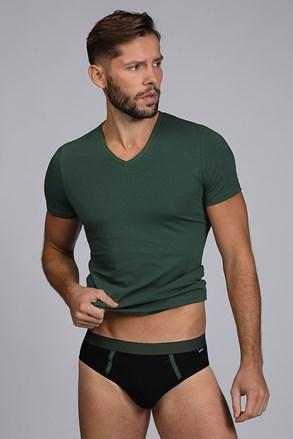 Zöld férfi szett Raw man - póló és az alsó
