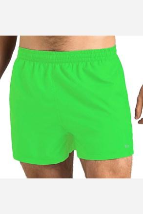 ANPORE Neon férfi fürdő sort, zöld