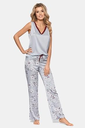 Aurora szatén női pizsama