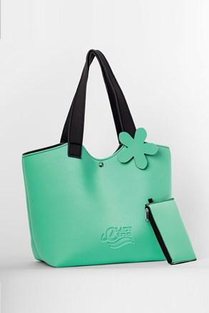 Lady Etna strandtáska, zöld