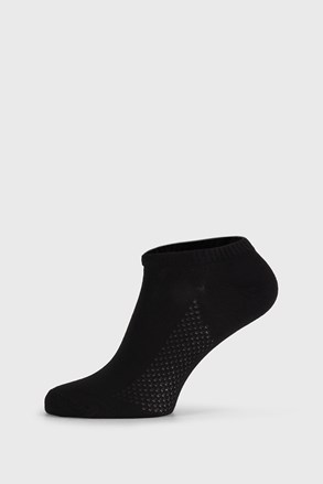 Fekete bambusz zokni Bellinda Air