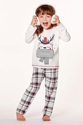 Sapin lányka pizsama