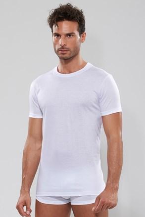 férfi basic póló rövid ujjakkal
