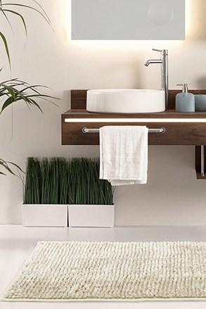 Bati fürdőszobai kilépő, bézs